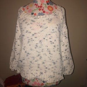 Heavy Spotted Sweater